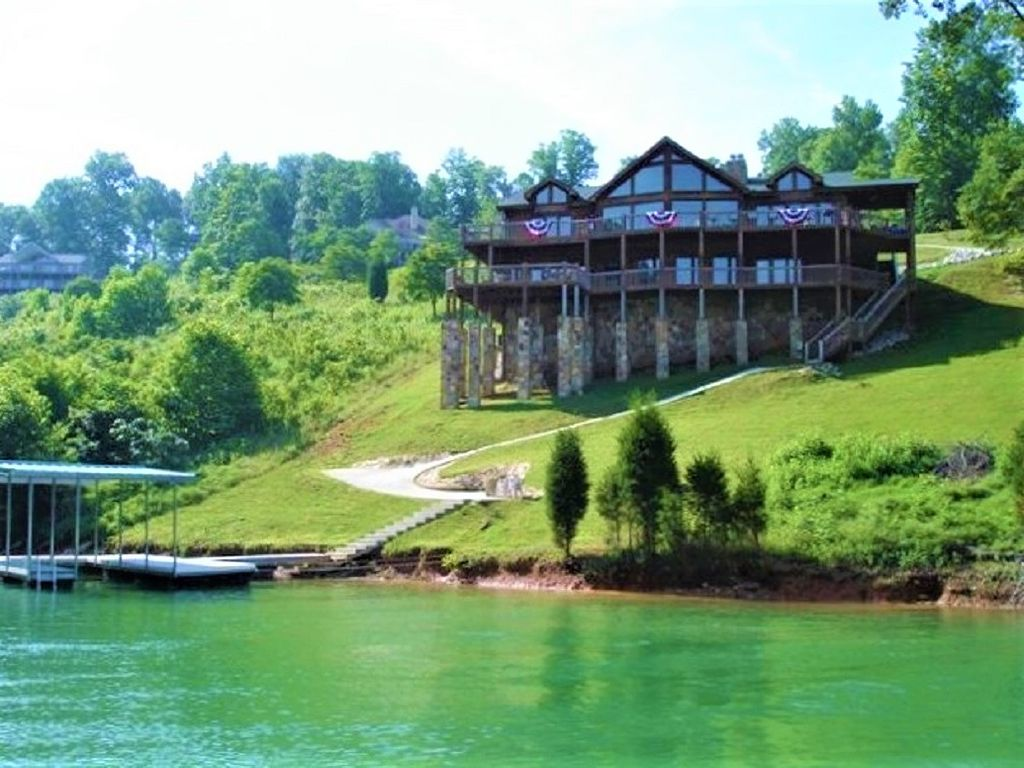 Houses With Pools On Norris Lake To Rent