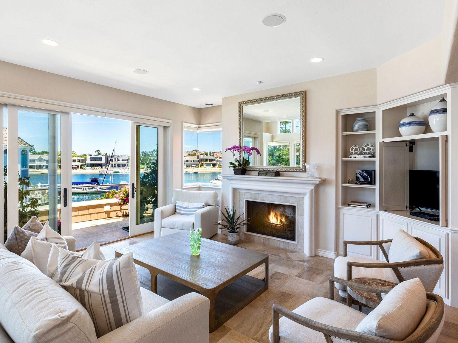 newport beach houses for sale ocean view