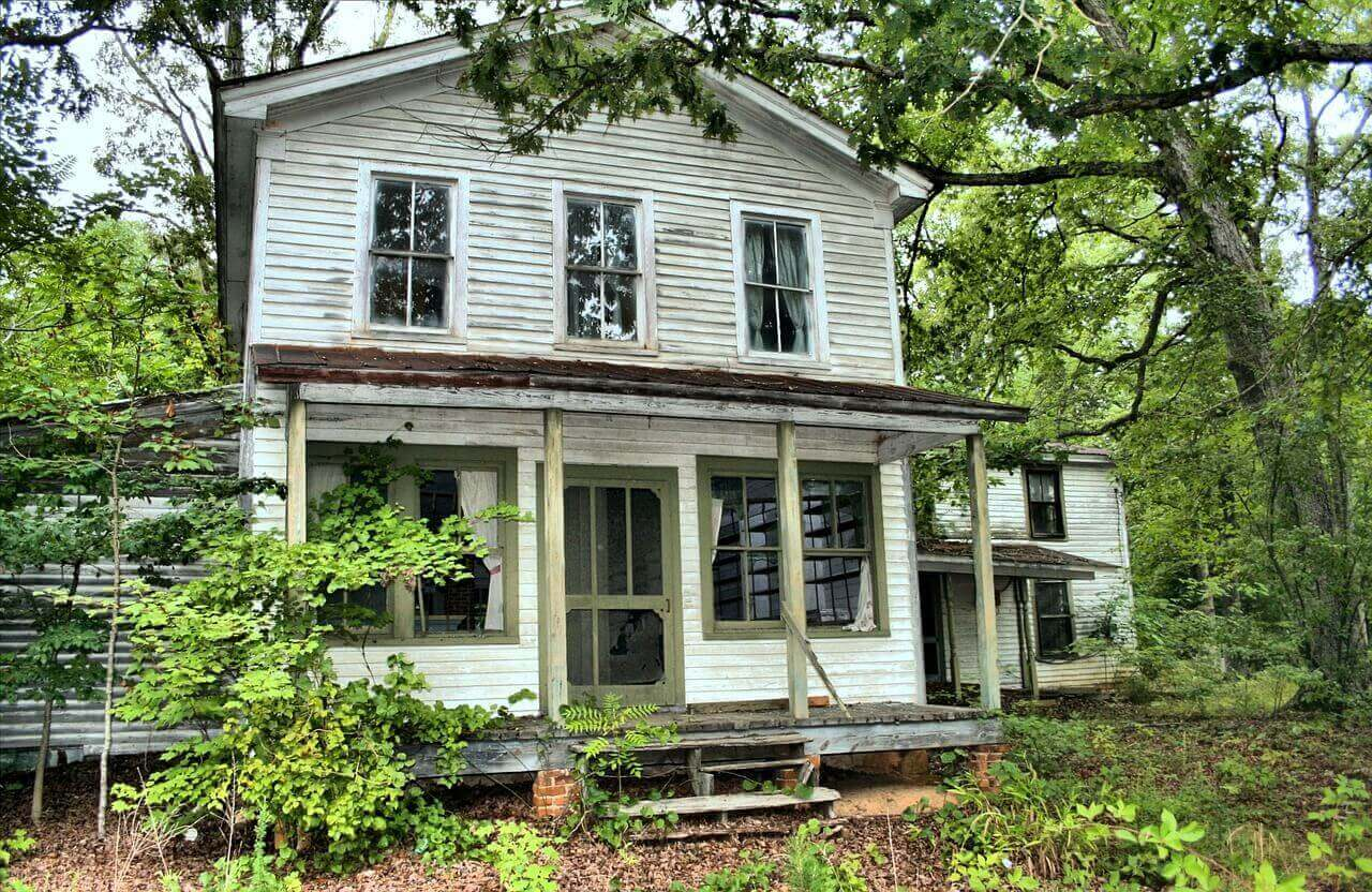 Abandoned Properties For Free