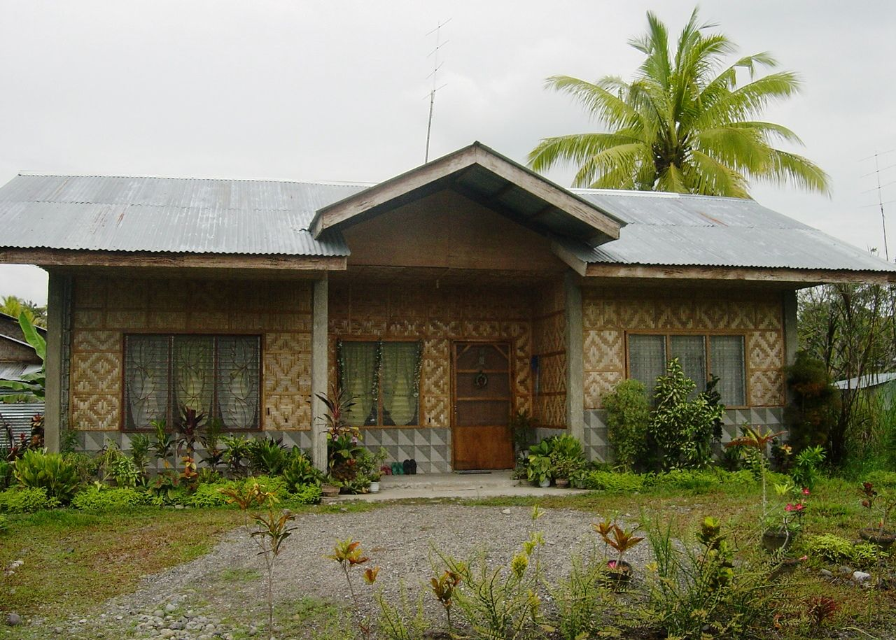 Design Of The Native House